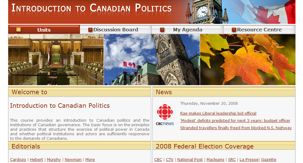 poli 204 introduction to canadian politics pdf