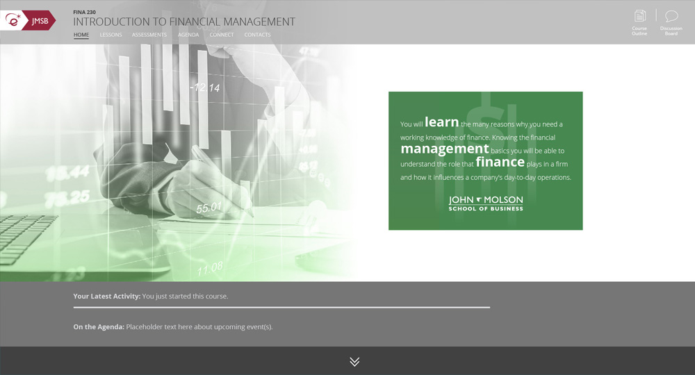 Financial management course johannesburg