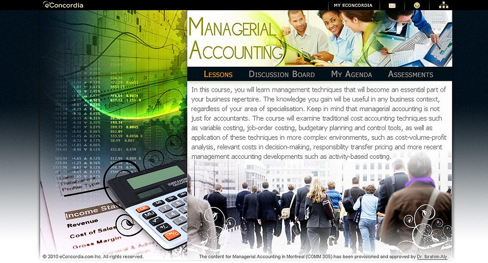accounting 315